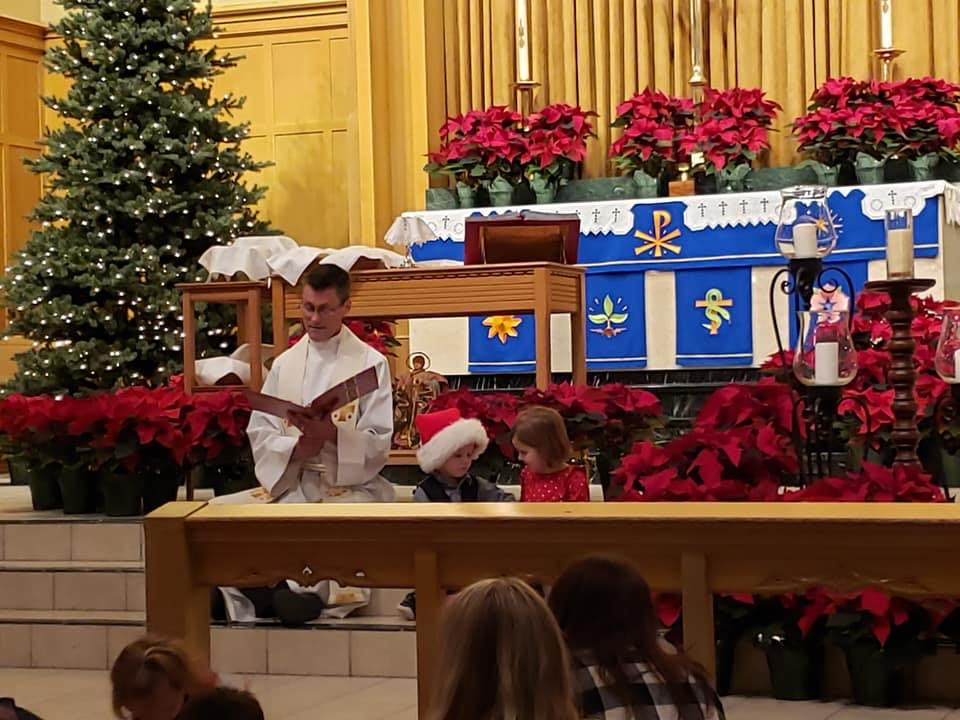 Christmas Eve Worship at FIrst